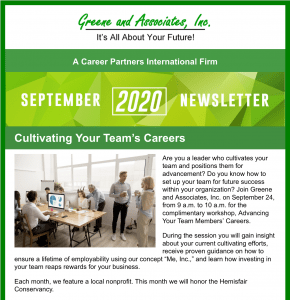 Greene and Associates Inc Sept 2020