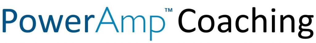PowerAmp Coaching logo