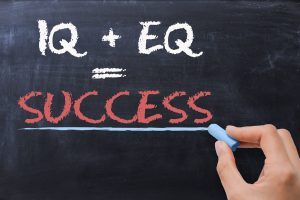IQ + EQ = Success