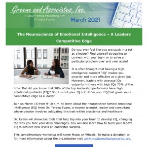 Greene and Associates Inc March 2021